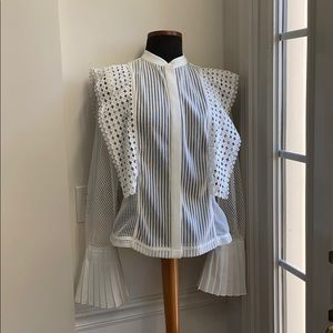 NWT GRACIA BLOUSE